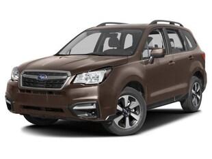 2018 Subaru Forester 2.5i Convenience CVT SUV