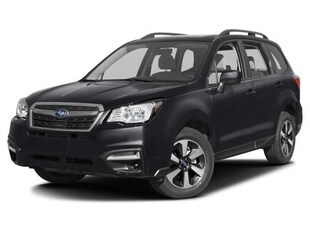 2018 Subaru Forester 2.5i Touring 6sp SUV