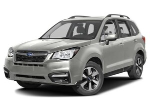 2018 Subaru Forester 2.5i Touring Manual