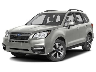 2018 Subaru Forester 2.5i Touring 6sp