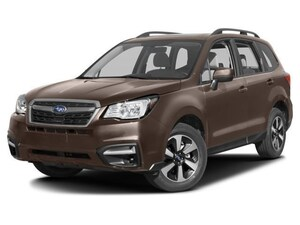 2018 Subaru Forester TOURING 6MT
