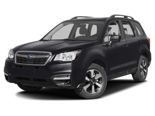 2018 Subaru Forester LIMITED SUV