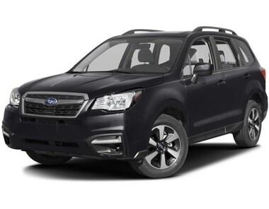 2018 Subaru Forester 2.5i Touring CVT SUV