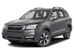 2018 Subaru Forester 2.5i Limited w/ Eyesight CVT
