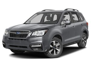2018 Subaru Forester 2.5i Limited CVT w/EyeSight Pkg
