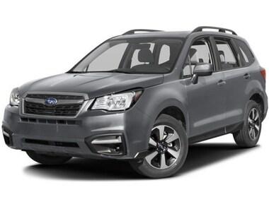2018 Subaru Forester 2.5i Limited CVT SUV