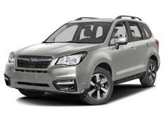 2018 Subaru Forester 2.5i LIMITED EYESIGHT