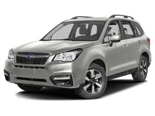 2018 Subaru Forester 2.5i Limited w/ Eyesight CVT