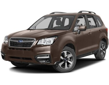 2018 Subaru Forester LIMITED AT SUV