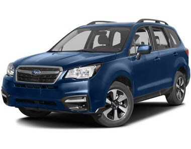2018 Subaru Forester TOURING AT SUV