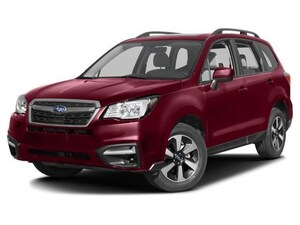 2018 Subaru Forester TOURING W/EYESIGHT