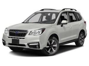 2018 Subaru Forester 2.5i TOURING TECH
