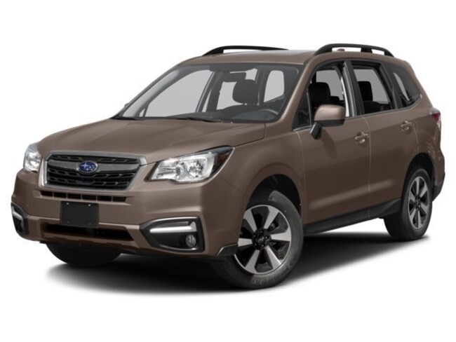 2018 Subaru Forester 2.5i Touring CVT w/EyeSight Pkg SUV