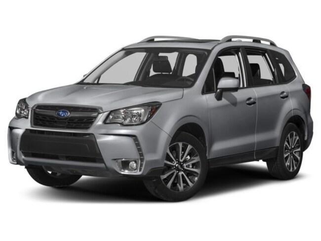 2018 Subaru Forester 2.0XT Limited CVT w/EyeSight Pkg SUV