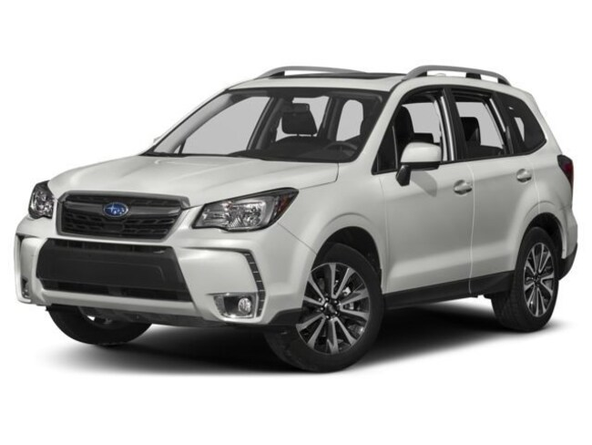 2018 Subaru Forester 2.0XT Limited w/ Eyesight CVT VUS