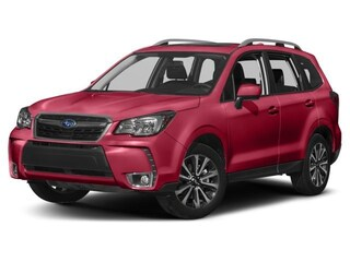2018 Subaru Forester 2.0XT Limited CVT w/EyeSight Pkg SUV
