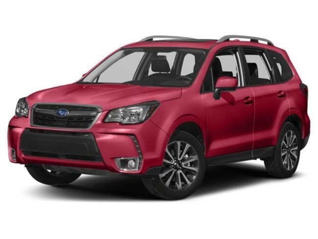 2018 Subaru Forester 2.0XT Touring w/EyeSight Package SUV