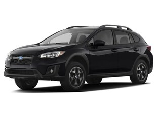 2018 Subaru Crosstrek Convenience 6sp SUV