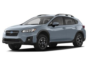 2018 Subaru Crosstrek Sport CVT w/EyeSight Pkg