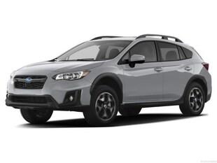 2018 Subaru Crosstrek Limited w/Eyesight Package SUV