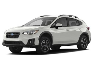 2018 Subaru Crosstrek Limited w/Eyesight Package SUV