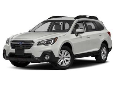 2018 Subaru Outback 2.5i Limited w/EyeSight Package (CVT) SUV