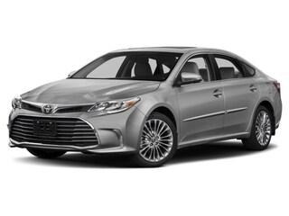 2018 Toyota Avalon Limited Edition. Sedan