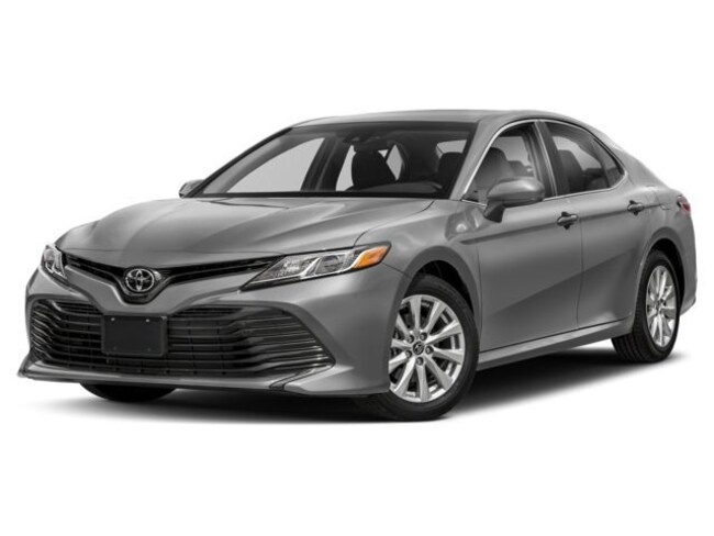 2018 Toyota Camry 4-Door Sedan LE 6A Sedan