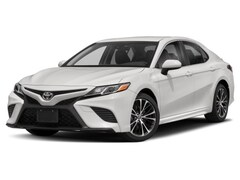 2018 Toyota Camry SE Upgrade Package Company DEMO Sedan
