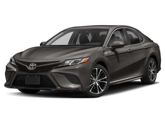 2018 Toyota Camry 4-Door Sedan XSE 6A Berline