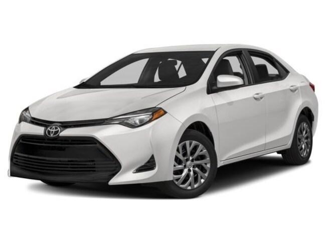 2018 Toyota Corolla XLE CVT Sedan