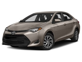 2018 Toyota Corolla LE CVT, 100% APPROVAL, BACKUP CAMERA, HEATED SEATS Sedan