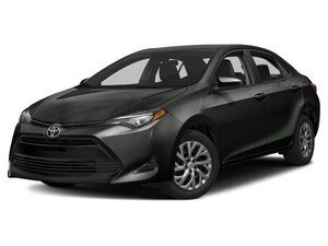 2018 Toyota Corolla 4-Door Sedan LE Cvti-S