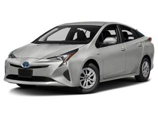 New 2018 Toyota Prius Upgrade Package Hatchback in Edmonton, AB