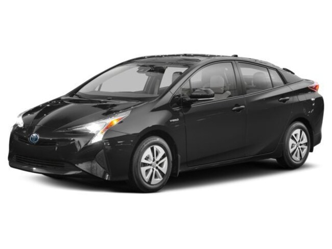 2018 Toyota Prius Technology Advanced Package Hatchback