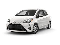 2018 Toyota Yaris 3 Dr CE Htbk 5M Hatchback