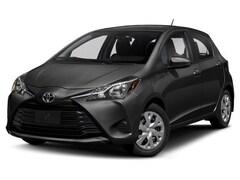 2018 Toyota Yaris SE À hayon