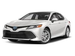 2018 Toyota Camry Hybrid LE Sedan