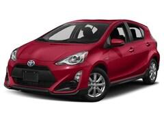 2018 Toyota Prius Base À hayon