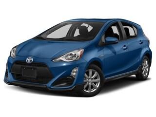 2018 Toyota Prius c Base À hayon