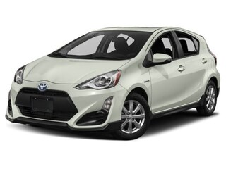 2018 Toyota Prius c Technology Package Hatchback