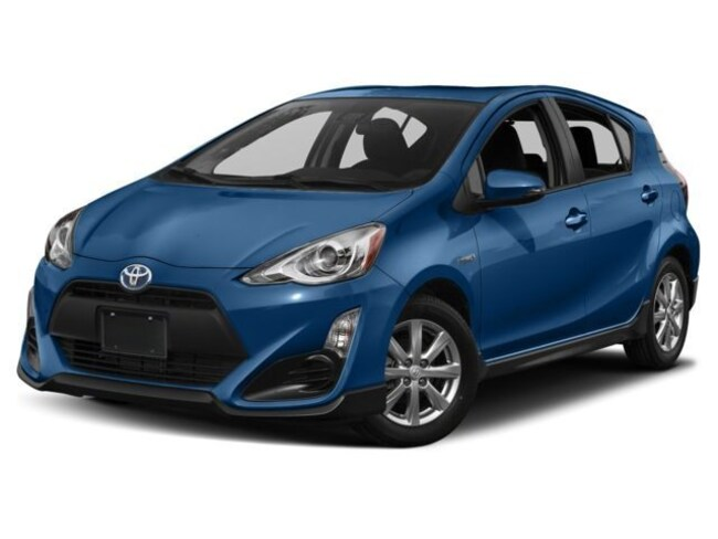 2018 Toyota Prius c Technology À hayon