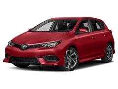 2018 Toyota Corolla iM Manual Hatchback