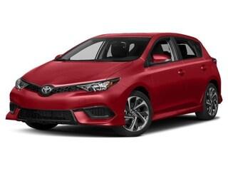 2018 Toyota Corolla iM Base À hayon