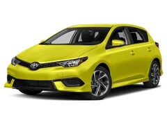 2018 Toyota Corolla iM iM 6M Hatchback