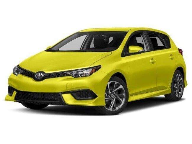 2018 Toyota Corolla iM Base PLUS $1, 000 REBATE Hatchback