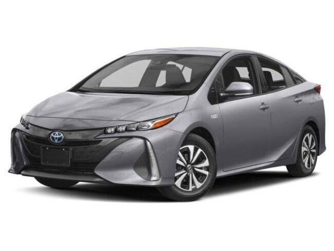 2018 Toyota Prius Prime Base À hayon
