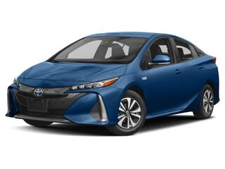 2018 Toyota Prius Prime Base Hatchback