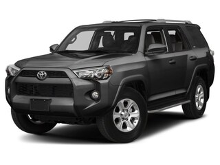 2018 Toyota 4Runner Limited 7-pass SUV