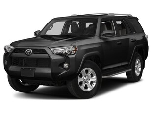 2018 Toyota 4Runner V6 5A SUV